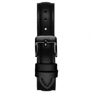 Pasek MVMT Avenue - 14mm Black Leather