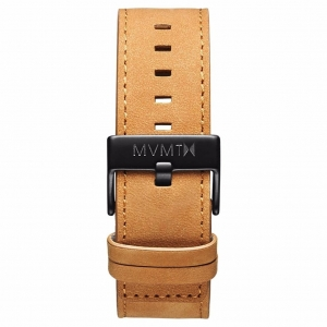 Pasek MVMT Classic - 24mm Tan Leather