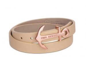 Bransoletka Paul Hewitt North Bound Rose Gold Hazelnut