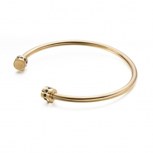 Bransoletka Zorrata The Classic Z Bangle - Gold