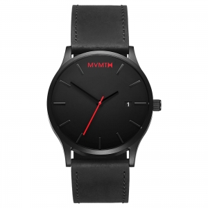 Zegarek MVMT Classic Black Leather