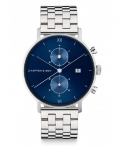 Zegarek Kapten Chrono Blue Steel