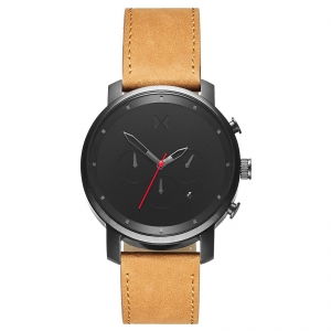 Zegarek MVMT Chrono Black Tan