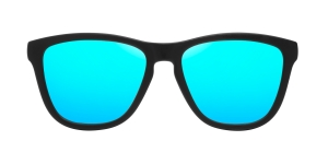 Okulary HAWKERS Original Carbon Black/Clear Blue