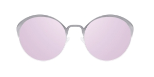 Okulary HAWKERS Fairfax Silver/Clear Purple
