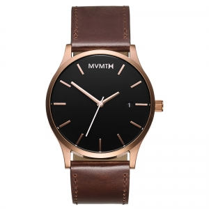 Zegarek MVMT Classic Rose Gold Brown