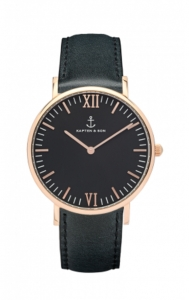 Zegarek Kapten All Black