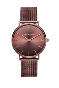Zegarek Paul Valentine Coffee Mesh