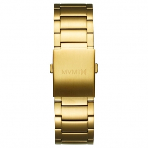 Bransoleta MVMT Classic - 24mm Steel Band Gold