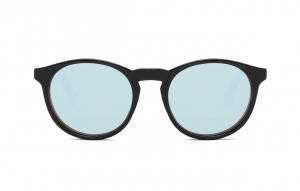 Okulary HAWKERS Bel Air Diamond Black/Blue Chrome