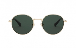 Okulary HAWKERS Moma Gold Green Bottle