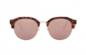 Okulary HAWKERS Classic Rounded Carey Rose Gold