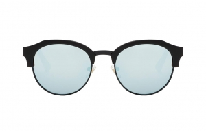 Okulary HAWKERS Classic Rounded Black Navy Blue Chrome