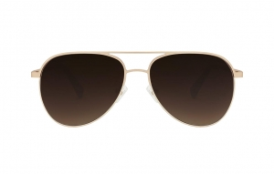 Okulary HAWKERS Lacma Gold/Brown Gradient