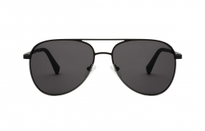 Okulary HAWKERS Lacma Black Silver/Dark