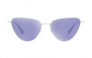Okulary HAWKERS Rounded Lolita Silver/Blue
