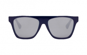 Okulary HAWKERS One LS Flat Top Navy Blue/Chrome