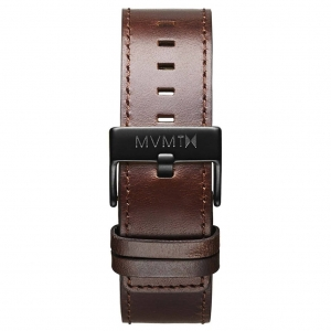 Pasek MVMT Classic - 24mm Brown Leather