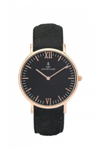 Zegarek Kapten All Black Vintage