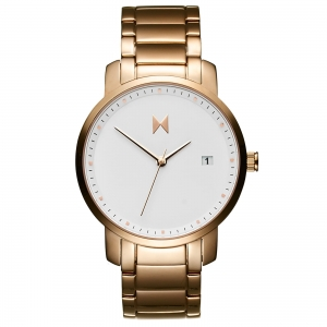 Zegarek MVMT White Rose Gold