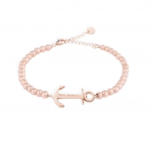 Bransoletka Paul Hewitt Pearl Full Rose Gold